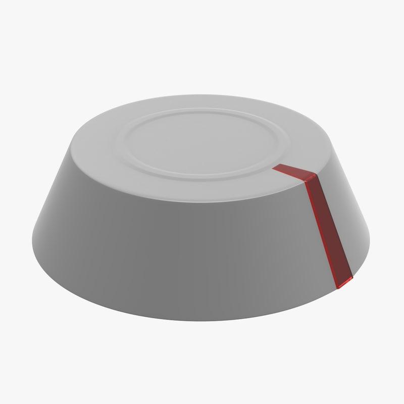 selector button v2 3D