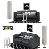 sofa ikea landskruna grand model