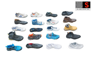 sport shoes pack 20 model