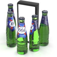 3D beer 1664