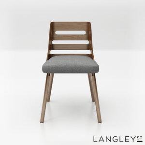 3D langley street vita chair