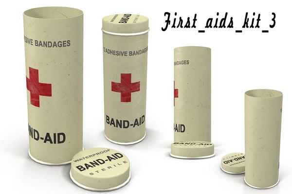 3D aids kit