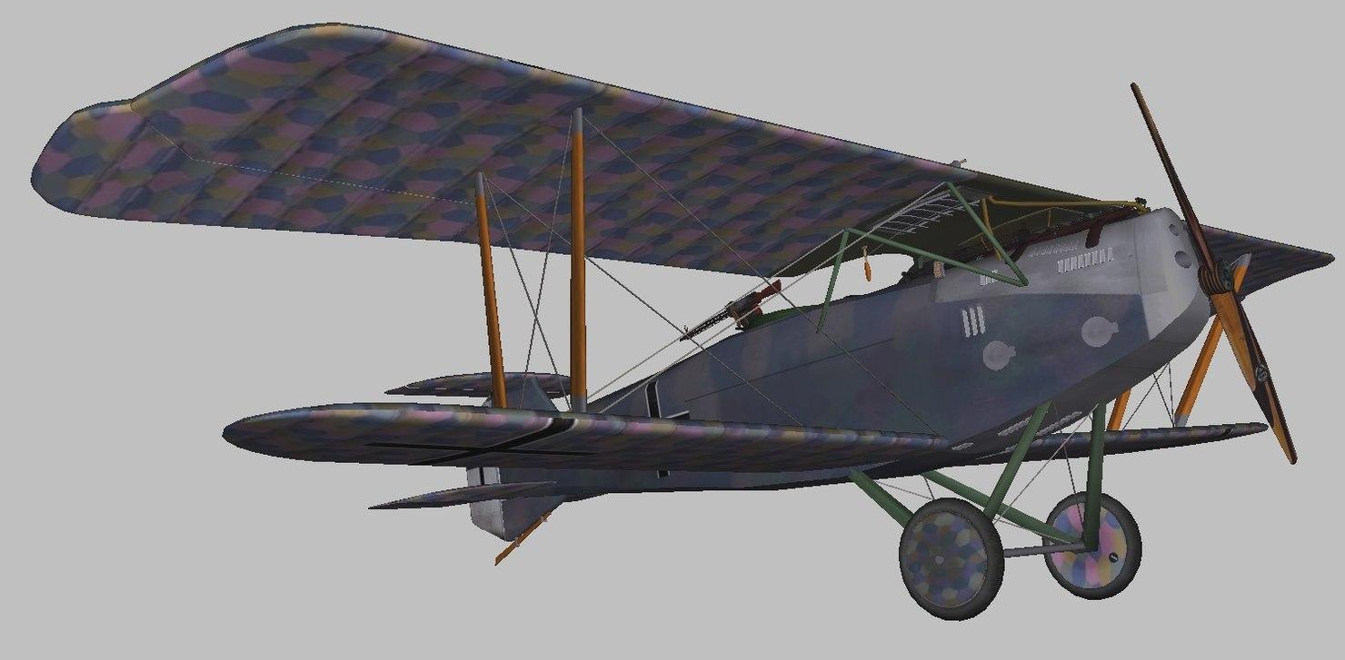hannover world war 3D