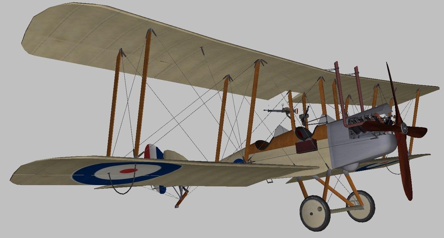 3D model world war