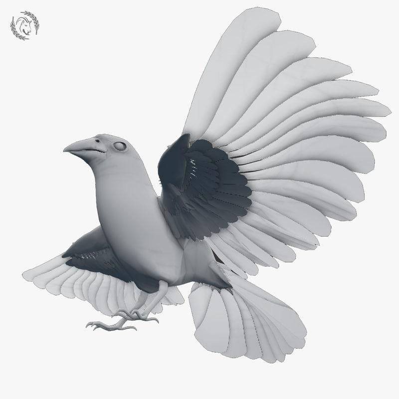 3D little bird