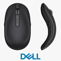 3D wireless mouse dell premier