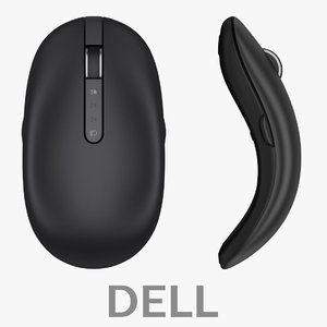 3D wireless mouse dell premier
