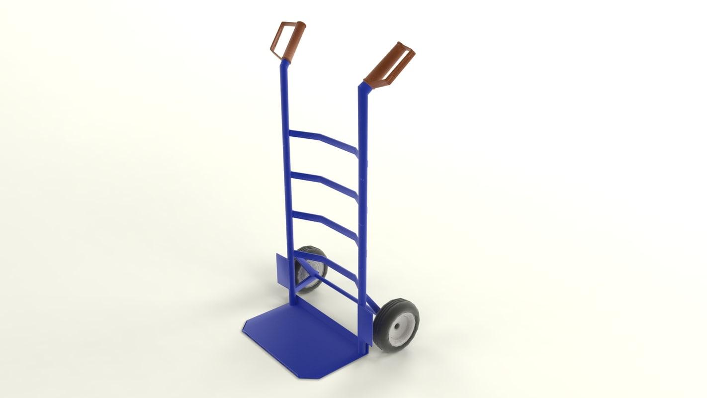 blue barrow model