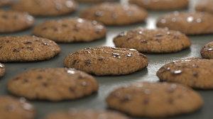 cookies baking 3D