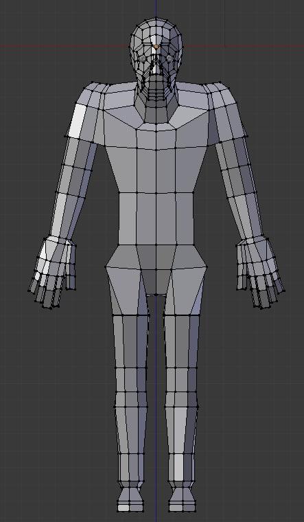 human 3D