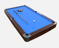 American Pool Table