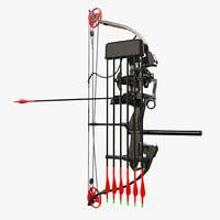 hunting bow model
