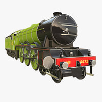 flying scotsman model