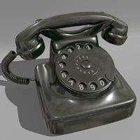 vintage phone model