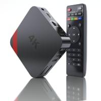 3D box media tv