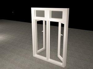 3D window length meter