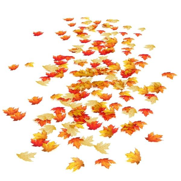 3D leaves maple model