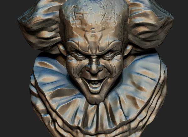 print cnc 3D model