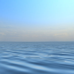 ocean seascape 3D model