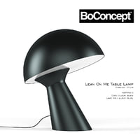 boconcept - lean table lamp model