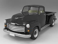 gmc pickup truck model