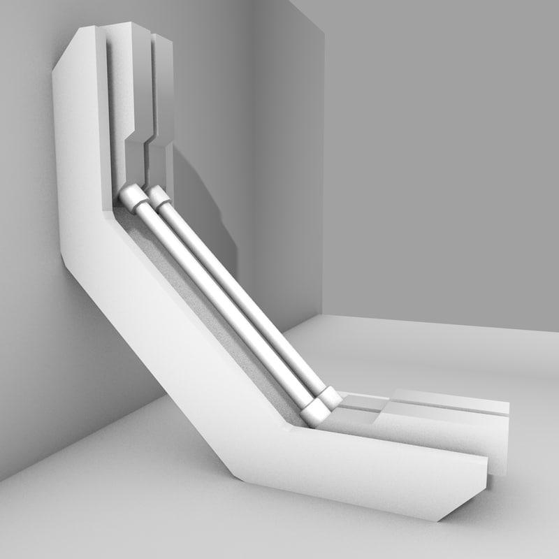 degrees 3D model