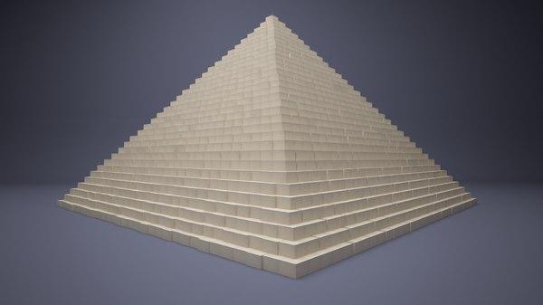 great pyramid model