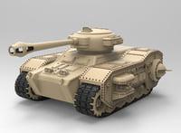 tank t model