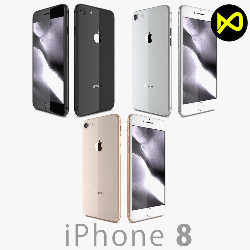 apple iphone 8 model