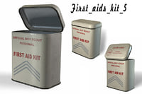 aids kit model