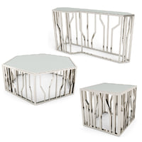 3D michael amini set table model