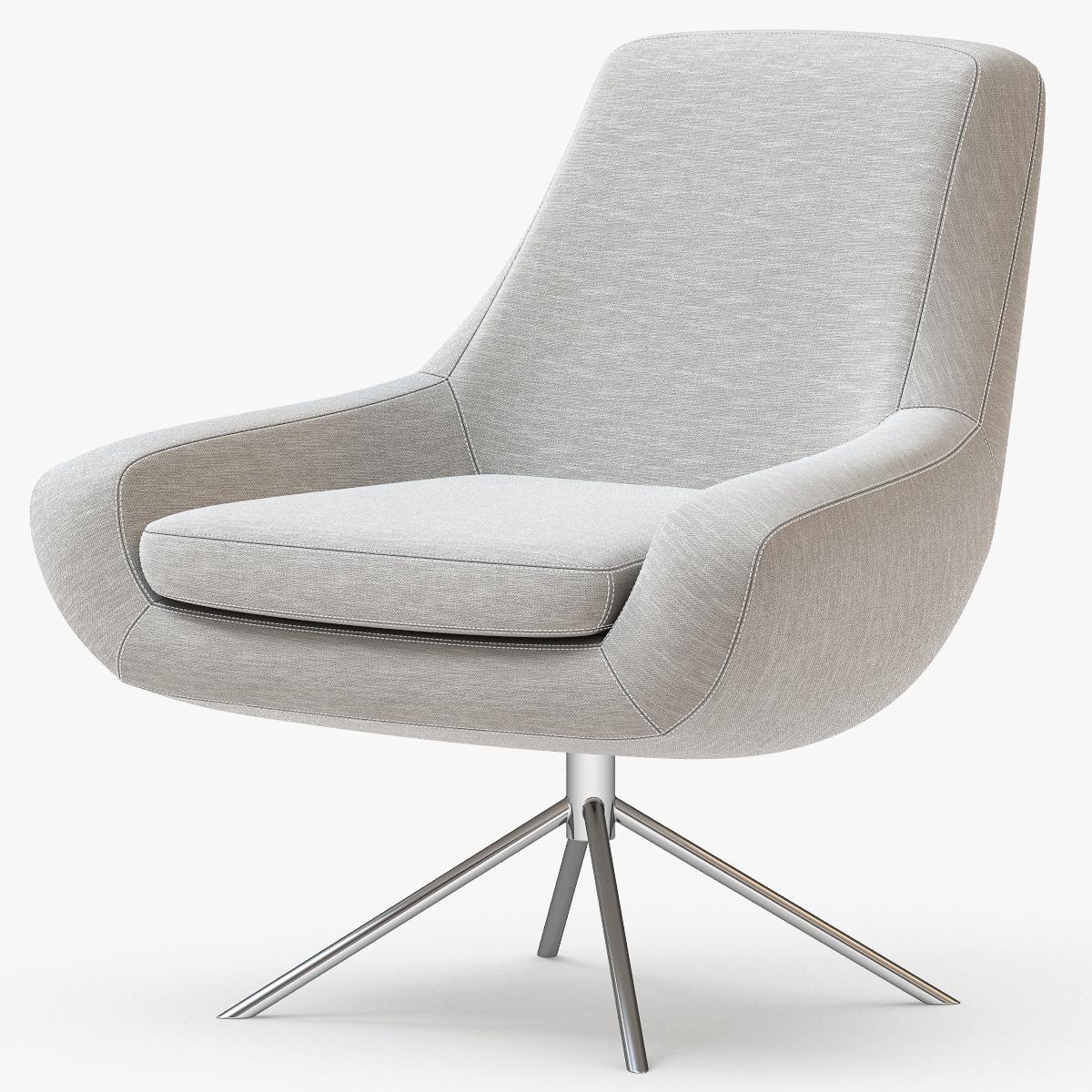 Noomi Swivel Chair
