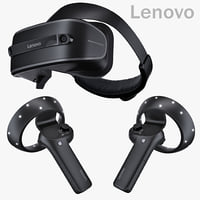 windows mixed reality lenovo 3D model