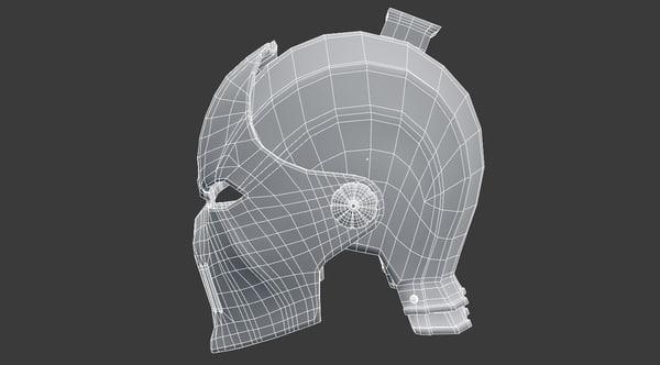underworld 3D model