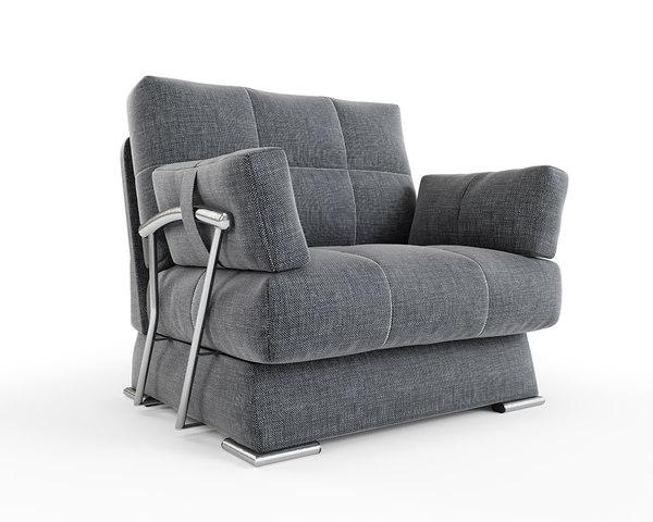 3D chair dudinka
