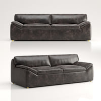3D sofa lavino model