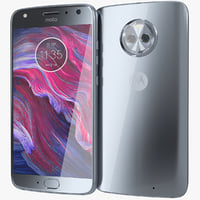 Motorola Moto X4 Sterling Blue