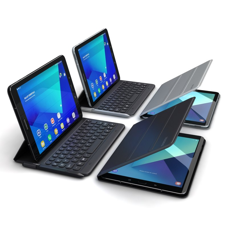 competitive price 675fd 40081 Samsung Galaxy Tab S3 9.7+SPen+Keyboard+Cover All Color (Rigged)