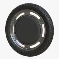 wheel solowheel model