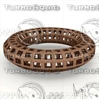 3D torus anuloid