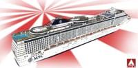 3D cruises msc divina
