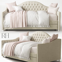 restoration reese tufted daybed model