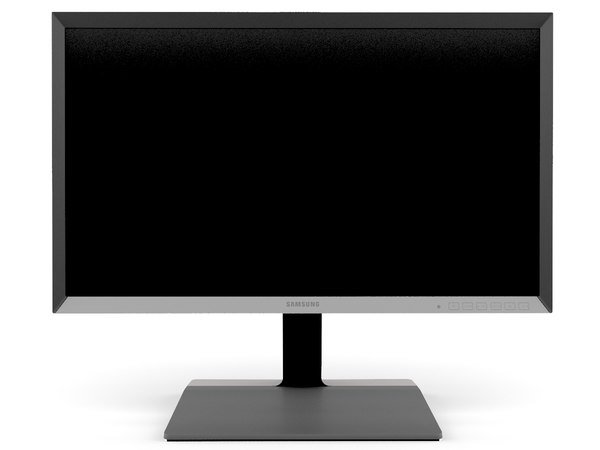 led monitor samsung s27 3D model