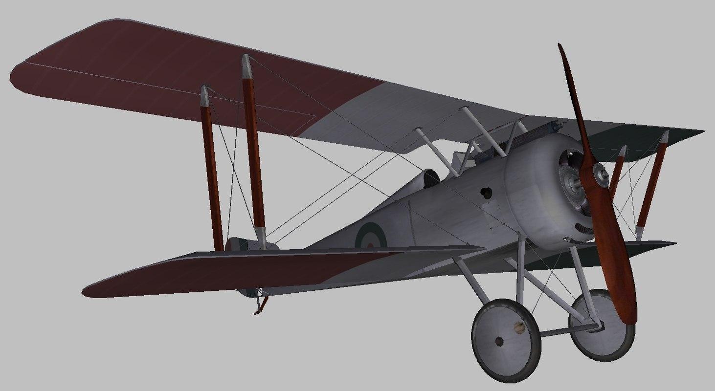 hanriot 1 model