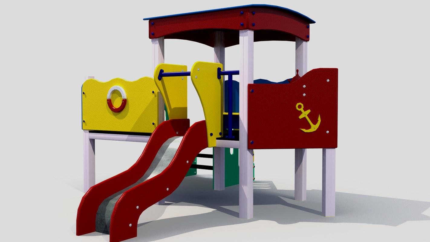 3D children