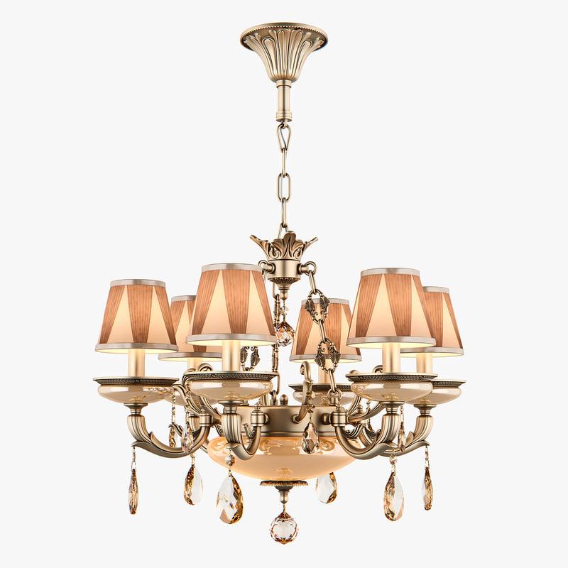 chandelier md 89370-6 2 model