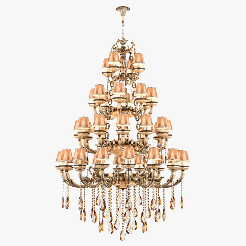 3D chandelier md 89370-47 osgona