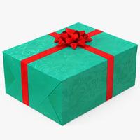 3D gift box 2 model