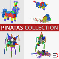 Pinatas Collection 2