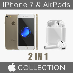 iphone 7 airpods model